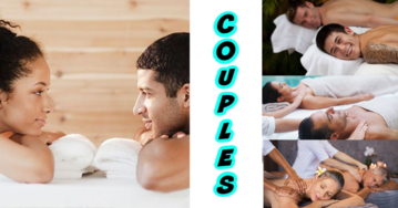 Celebrate With a Couples Massage