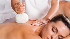 Thai Herbal Ball Massage