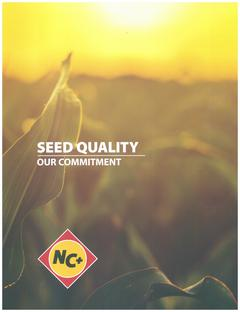 SEED QUALITY / OUR COMMITMENT