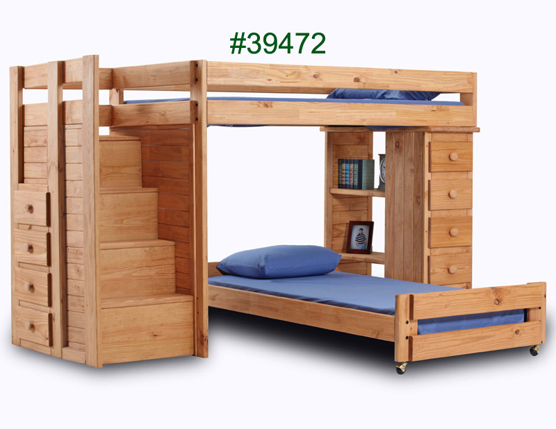 Assembly instructions for Loft net bed