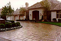 Stamped Concrete For New & Old ConcreteAvailable For New & Old Concrete