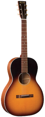 Martin 00-17SE Whiskey Sunset