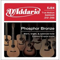 D'Addario EJ24 True Medium Strings