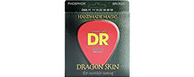DR Dragon Skin DSA-11 Med Lite Strings