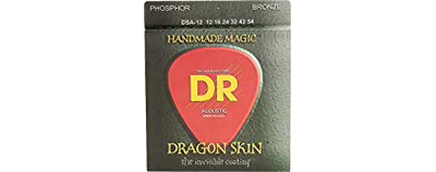 DR Dragon Skin DSA-12 Medium Strings