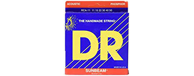 DR Sunbeam RCA-11 Med Lite Strings