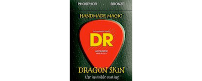 DR Dragon Skin DSA-10 Lite Strings