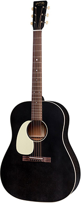Martin DSS 17 Black Smoke Left Handed