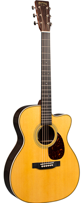 Martin OMC-28E with LR Baggs Anthem 2018