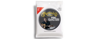 Martin MEC12 Clapton's Choice Light Acoustic Strings