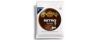 Martin MTR13 Tony Rice Bluegrass Acoustic Strings
