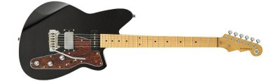 Reverend Double Agent - Black