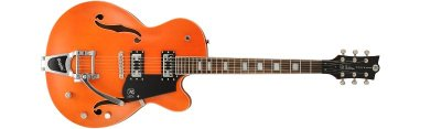 Reverend Pete Anderson PA-1 RT - Satin Rock Orange