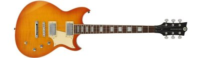 Reverend Sensei HB - Flame Maple Faded Burst