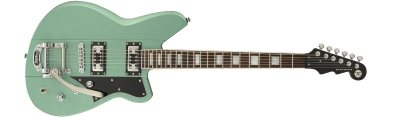 Reverend Warhawk RT - Metallic Alpine Green