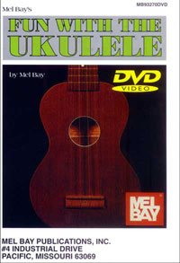 Fun with the Ukulele Book DVD set