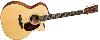 Martin GPC-18E with LR Baggs Anthem