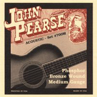 John Pearse 700M Medium Strings