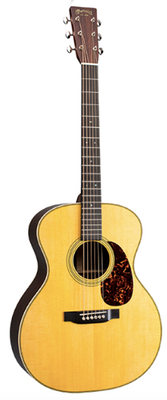 Martin GP-28E with Fishman Aura VT Enhance