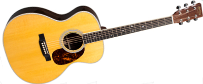 Martin GP-35E with LR Baggs Anthem 2018