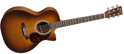 Martin GPC-18E Ambertone with Fishman