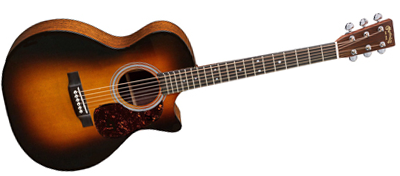 Martin GPC-18E Sunburst with Fishman