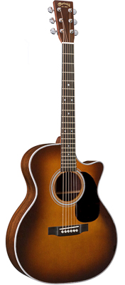 Martin GPC-28E Ambertone with LR Baggs Anthem 2018