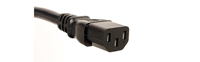 Mesa Boogie Cable - IEC Power Cord for Bass Amps - 6 ft.