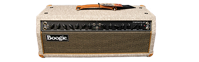 Mesa Boogie Fillmore 50 Head - Fawn Slub Bronco with Gold Jute Front Panel