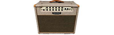 Mesa Boogie Lone Star Special 1x12 Combo - Fawn Slub Bronco with Gold Jute Grille