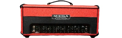 Mesa/Boogie Triple Crown TC-100 Head - Red Bronco