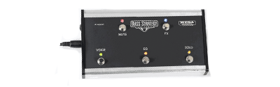 Mesa Boogie Bass Strategy Footswitch with Cable