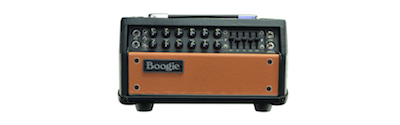 Mesa Boogie Mark Five 25 Head - Black with Orange Front Panel