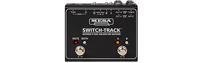 Mesa Boogie Swich-Track ABY