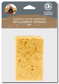 Planet Waves Humidifier Replacement Sponge 3pk