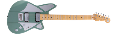Reverend Billy Corgan Signature - Satin Metallic Alpine