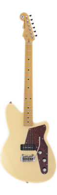 Reverend Matt West Signature - Powder Yellow with Roasted Neck