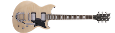 Reverend Sensei Limited Edition 2016 Natural Flame Maple