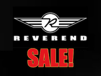 Reverend Guitar Sale
