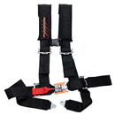 Four Point Harness Black