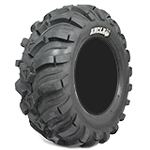 CST Ancla tire shown here is 26-12-12 with deep tread