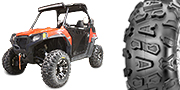 CST Abuzz ATV SxS Tire Package