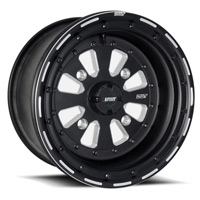 DWT Sector El Arco Black Beadlock Wheels