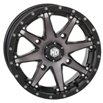 STI HD10 Smoke Wheels 14 20 Inch
