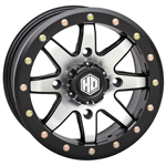 STI HD9 Beadlock Machine ATV Wheels