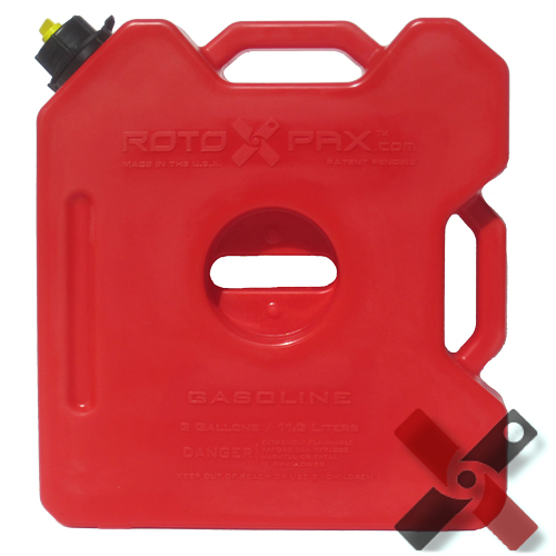 Rotopax gallon gas container pack