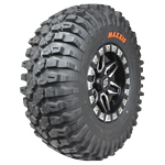 Maxxis Roxxzilla Tire Wheel package