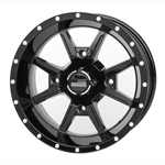 Frontline 556 Gloss Black Wheel