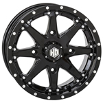STI HD10 Gloss Black Wheels 14 20 Inch