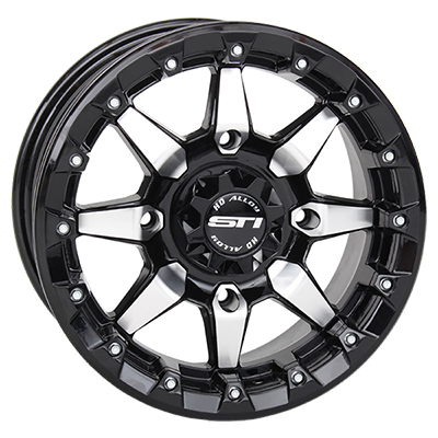 STI HD5 Beadlock Machine ATV Wheels